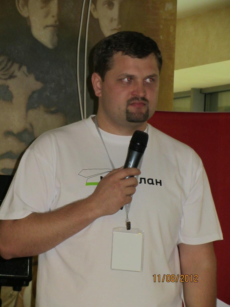 Мегаплан поддержал конференцию «Спасибо, Кэп»! 2