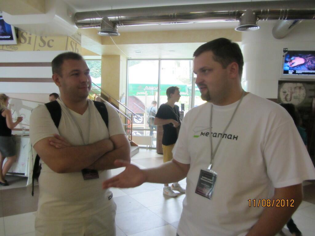Мегаплан поддержал конференцию «Спасибо, Кэп»! 1