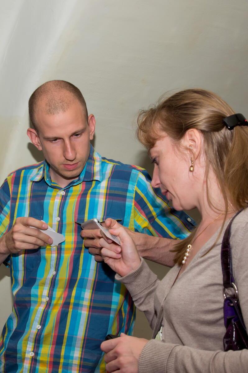 Мегаплан на встрече Marketing in Russia 10