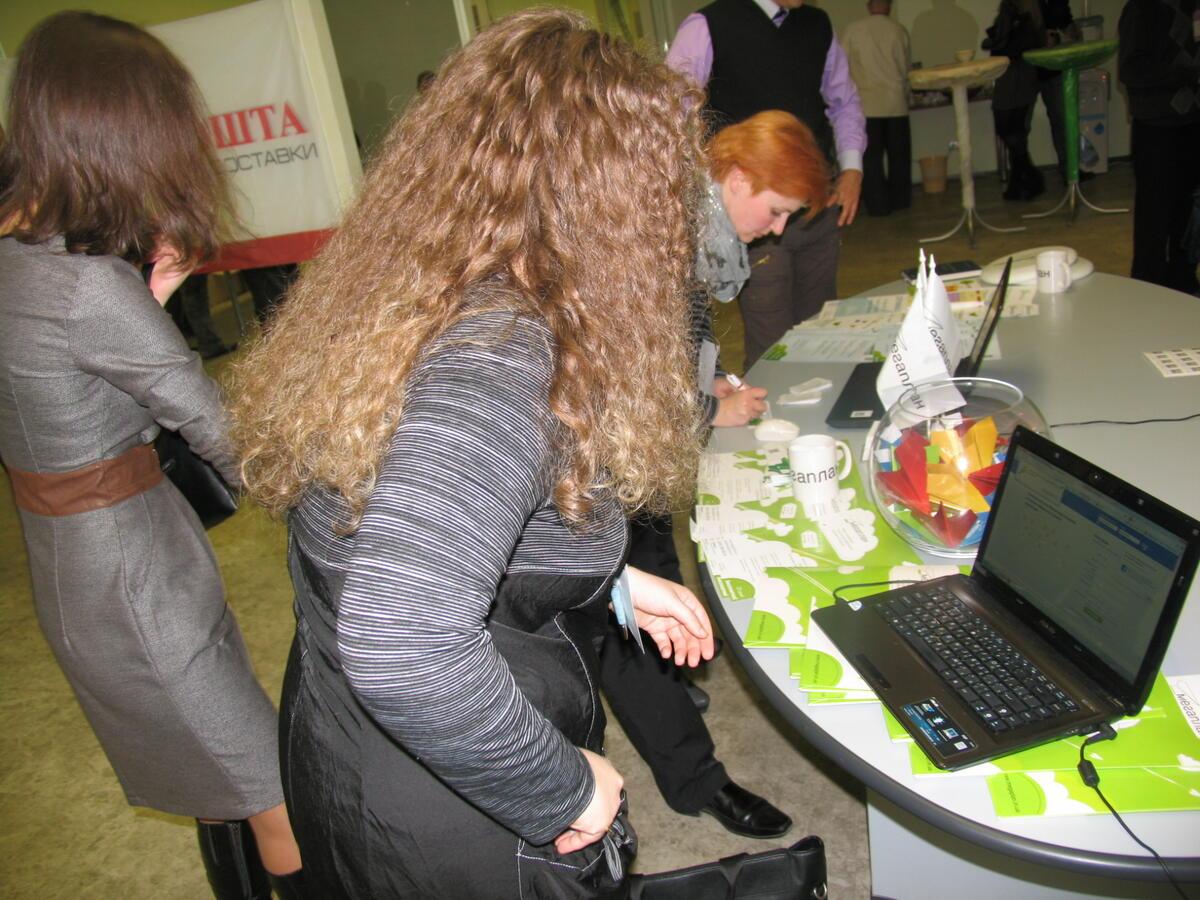 «Мегаплан.Украина» в практической конференции OfficeCamp. 5